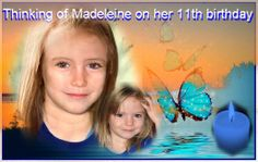 Blog for Madeleine 12th May 2014, her birthday