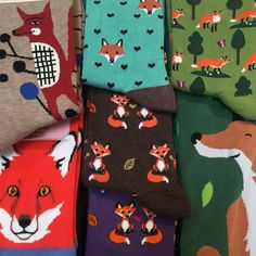 Fox in socks? Fox ON socks. #fox #socks #box #knox #DrSeuss