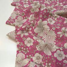 Cotton Lawn Fabric, Dressmaking, Yarns, Crisp, Weave, Print Patterns, Count, Floral Design, Trousers
