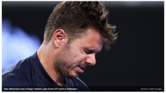 Stan Wawrinka just suffered a first round defeat in Rotterdam easing the way for Federer. Roger Federer was playing ATP event in Rotterdam in a bid to become world's oldest top ranked player. After a dominating win at Australian Open, he announced playing the ATP 500 event in Rotterdam as he was just 155 points short of Nadal as no. 1 ranked player.   #atp500 #atpeventinrotterdam #AustralianOpen #federer #rogerfederer #Rotterdam #shockdefeat #stanwawrinka #tallongriekspoor