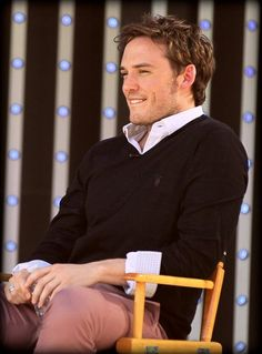 My Hunger Games Cast Countdown – Sam Claflin Love You A Lot, Everything About You, My Love, Johanna Mason, Sam Claflin, Katniss Everdeen, Me Before You Quotes, Catching Fire, Gorgeous Men