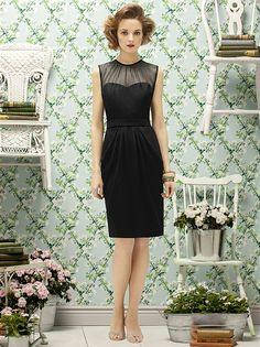 www.styleinspirationanddesign.com  Lela Rose Style LR189 http://www.dessy.com/dresses/bridesmaid/lr189/