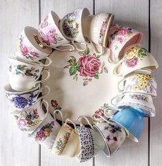Shabby chic crafts #shabbychicdecorkitchen
