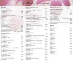 Resort Woman Spa Treatment @ Mandaly Bay in Vegas. Next month.Can not wait! Mandalay Bay Spa, Hair Salon Price List, Spa Menu, Spa Services, Soft Lips, Salon Ideas, Body Treatments, Center Ideas, Brochures