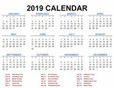2019 Calendar With Indian Holidays Pdf Jjj Pinterest Holiday
