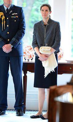 Maria Borallo is the nanny to both Prince George and Princess Charlotte of Cambridge.