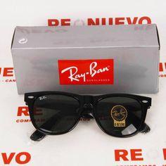#Gafas de sol #RAYBAN #RB2140 E270638 de segunda mano | Tienda online de segunda mano en Barcelona Re-Nuevo #segundamano