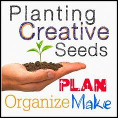 Planting Creative Seeds