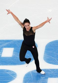 Kaetlyn Osmond - Previews - Winter Olympics Day -3