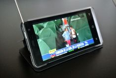 Avvio 489: Un TV del tamaño de su bolsillo! -