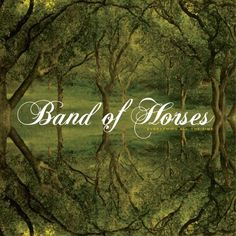 Band of Horses- Everything All the Time Vinyl Record