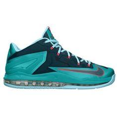 727adaab9468 Nike Lebron 11 Low Turbo Blue Sneaker Available Now (Detailed Look)