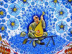 петриківський розпис - Петриківка - душа України