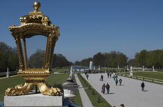 """@Isarblog: """"Schlosspark Nymphenburg goes Tweetwalk"""" #lustwandeln Isarblog_Tweetwalk_5"""