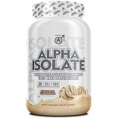 Alpha Isolate Highest Quality Best Tasting Whey Protein Isolate for Lean Muscle Building Ultra Filtered to Remove Fats Lactose Post Workout and Proven Muscle Builder Chocolate Fudge Ripple >>> Be sure to check out this awesome product. Protein Shakes For Women, Protein Powder For Women, Best Protein Shakes, Best Whey Protein, Pure Protein, Whey Protein Isolate, Muscle Protein, Lean Protein, Workout Supplements For Men
