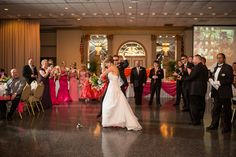 Justin and Amber's Baltimore Wedding | Mary Brunst Photography