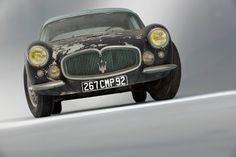 1956 Maserati A6G Gran Sport Berlinetta