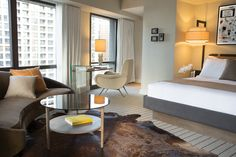 Deluxe King Suite, Thompson Chicago