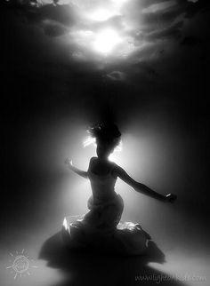 Underwater art pictures