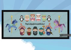 Mary Poppins parody Supercalifragili Cross di cloudsfactory