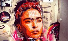 #FridaKahlo #Barcelona #StreetArt