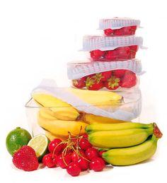 Silikomart Coverflex Bowl Cover | Food Storage | Reuseit | Reuseit