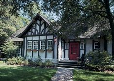 Arts & Crafts Architecture and How To Spot Arts & Crafts Homes - Old House Restoration, Products & Decorating