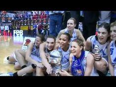 Perfumerías Avenida, campeón de la Copa de la Reina 2012