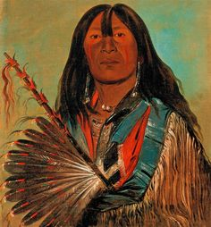 George Catlin – Warrior Catlin was an American painter, author and traveler who specialized in portraits of Native Americans in the Old West. Description from pinterest.com. I searched for this on bing.com/images