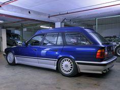 1993 BMW (E34) 530iX Enduro Touring