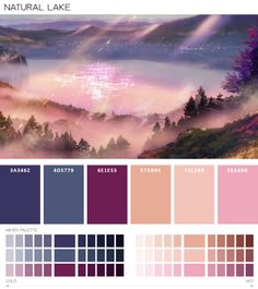 Kimi no nawa colour pallete Movie Color Palette, Nature Color Palette, Pastel Colour Palette, Design Palette, Colour Pallette, Colour Schemes, Pantone Colour Palettes, Pantone Color, The Garden Of Words