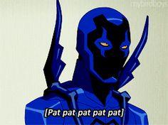 Impulse and Blue Beetle