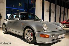 Porsche 911 Turbo (964) 3.6 by Air Joker 16, via Flickr