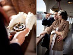 1930s Nautical Wedding Inspiration | Brosnan Photographic