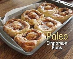 Picture of Paleo Cinnamon Rolls Recipe
