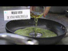 7. Tortilla de patatas. '20 platos de Andrés Iniesta cocinados por David Muñoz' - YouTube