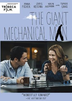 The Giant Mechanical Man. Such a good movie and set in Detroit!