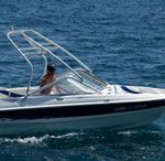 Our most popular boat for groups of up to 5 guests wanting to experience an unforgettable day in Ibiza. See testimonials The Maxum is the perfect option for couples or small  small groups, it's open bow, ample seating and swim platform give you plenty of space to relax.
