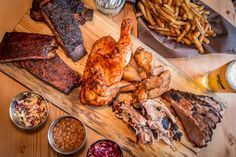 The best BBQ restaurants in Toronto embrace the time-honoured cooking traditions of the Southern states. What was once a catch-all category for anything covered in mesquite sauce is yielding some serious smoke-infused fare: bark-encrusted ribs, briskets ribboned with fat, and spoon-torn pork shoulders. Your man will love it!