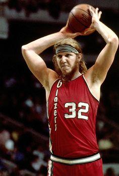 The Big Redhead Bill Walton