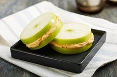 Sandwichs de pomme au cheddar