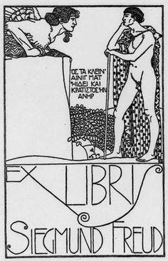Freud / Ex Libris