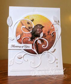 New stamp set from Skipping Stones Design, colored with Gelatos