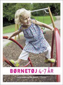 Børnetøj 4-7 år af Hanne Meedom & Sofie Meedom