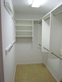 Traditional Closet clasico-armario