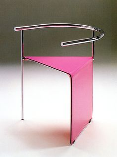 Ketsuo Kitaoka #chair, Baradelo c. 1988 #furnituredesign