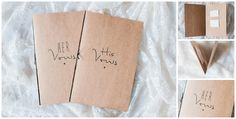Fancy Fig Photography Vow Books