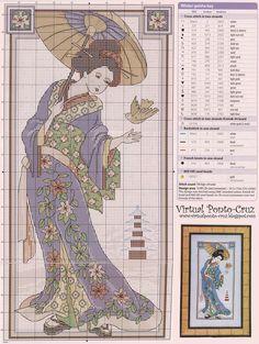 geisha de invierno 1