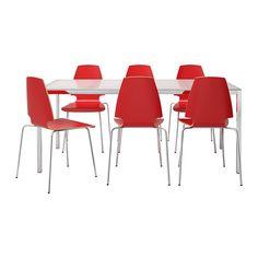 TORSBY/VILMAR tabel + chair
