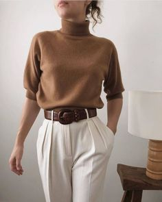 winter outfits skirt Manhattan Fashion Styles on I - winteroutfits Looks Street Style, Looks Style, Street Style Women, Office Style Women, Street Style Shoes, Mode Outfits, Fall Outfits, Fashion Outfits, Office Outfits